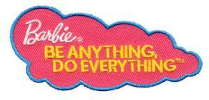 barbie badge